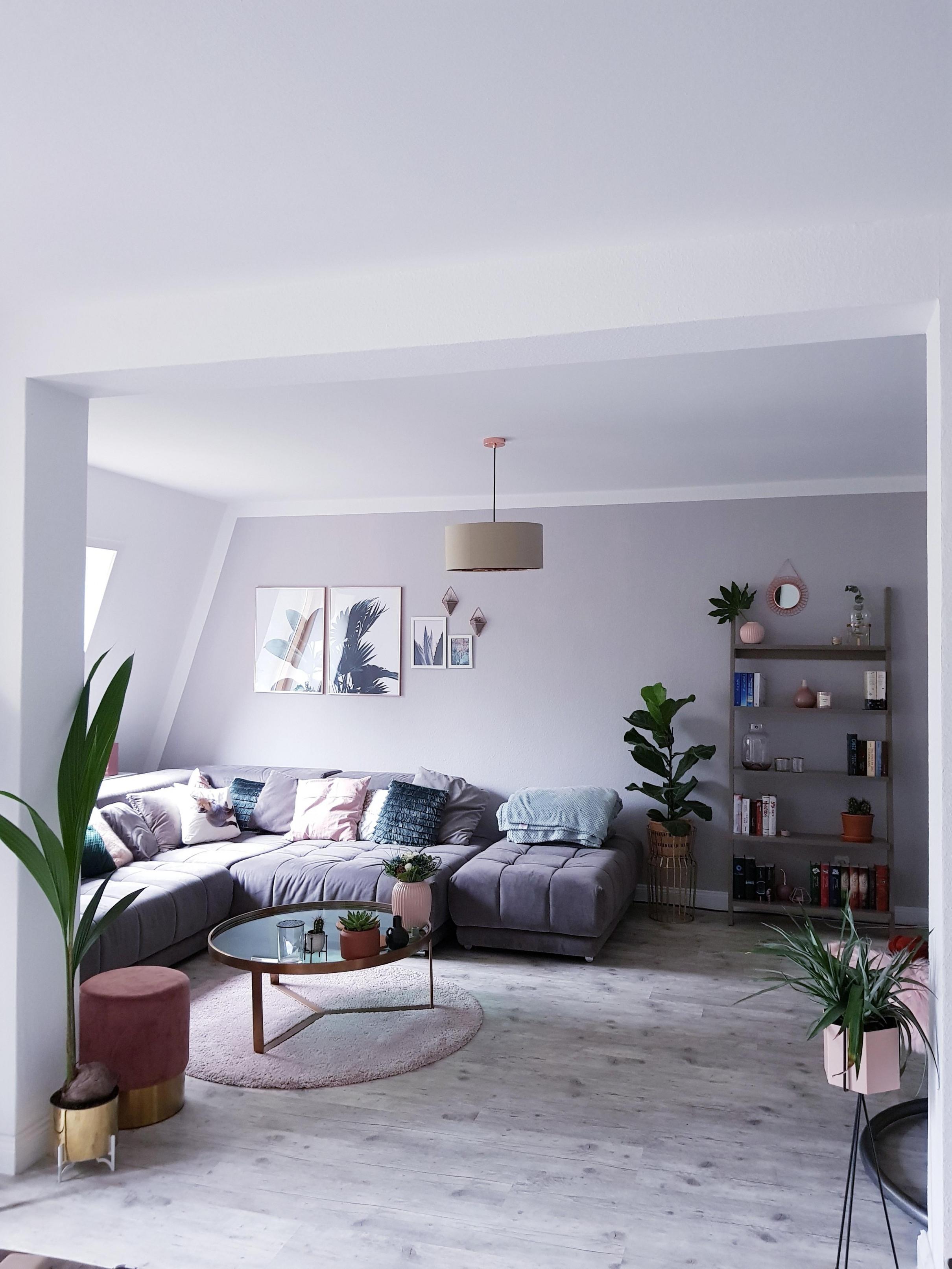 Farben Im Wohnzimmer So Wird's Gemütlich von Wohnzimmer Farbig Gestalten Bild
