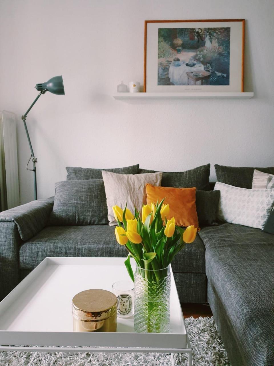 Farben Im Wohnzimmer So Wird's Gemütlich von Wohnzimmer Ideen Farben Bild