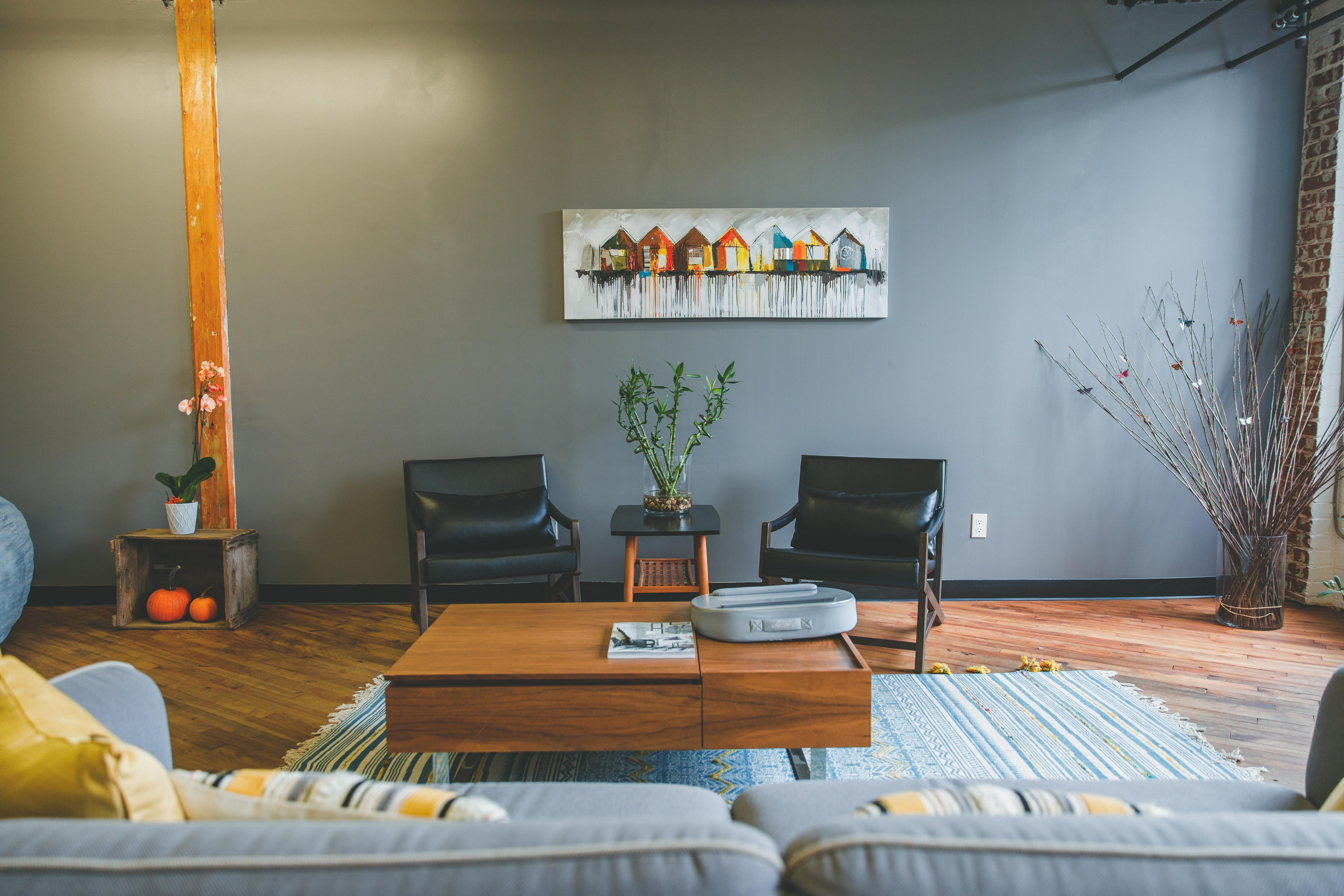 Feng Shui Im Wohnzimmer So Schafft Ihr Euch In 4 Schritten von Wohnzimmer Einrichten Nach Feng Shui Bild