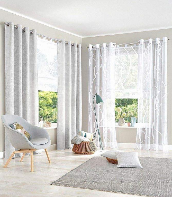 Fenster Gestalten Ohne Gardinen von Fenstergestaltung Wohnzimmer Ohne Gardinen Bild