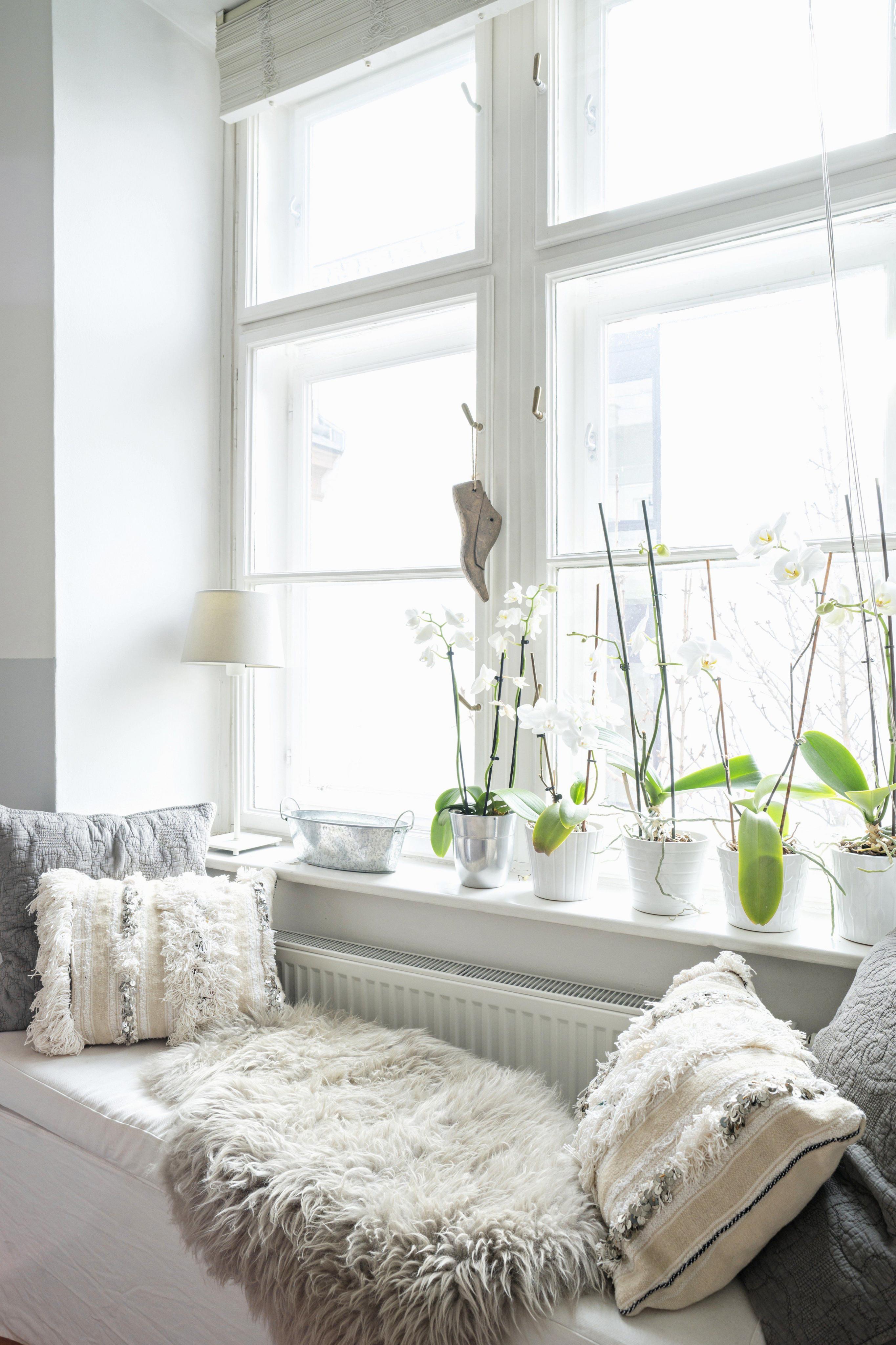 Fensterbänke Dekorieren 11 Styletricks Und Ideen  Das von Deko Fensterbank Wohnzimmer Photo