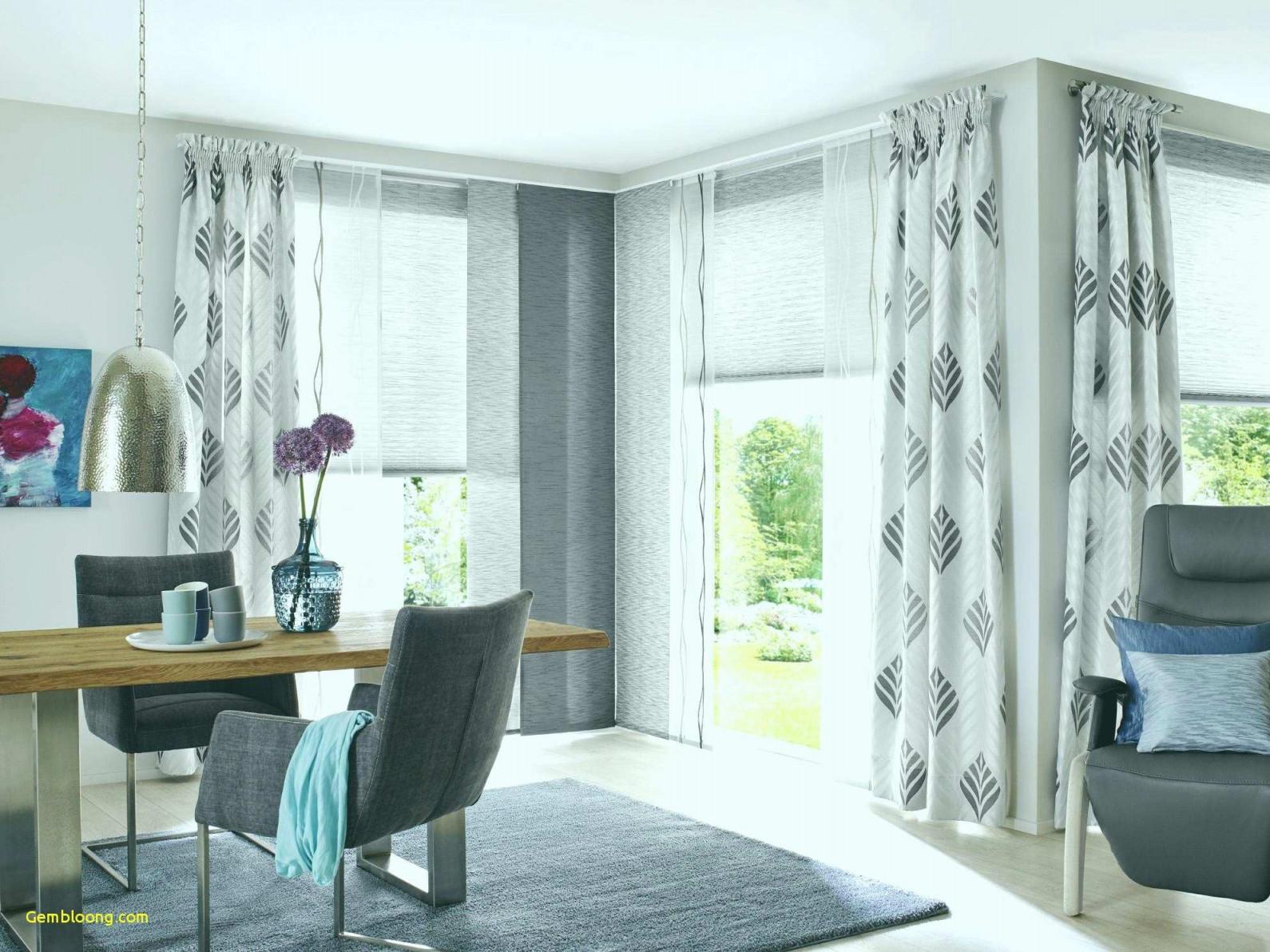 Fenstergestaltung Mit Gardinen Beispiele Schön Fotos Von von Fenstergestaltung Wohnzimmer Ideen Bild