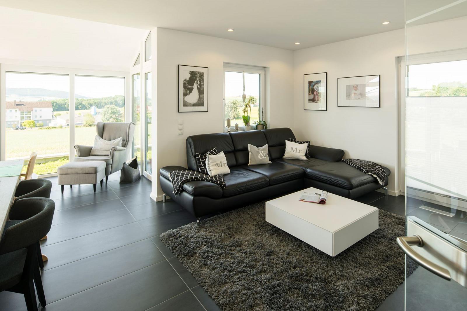 Fertighaus Wohnideen – Wohnzimmer In 2020  Wohnideen von Wohnideen Bilder Wohnzimmer Bild