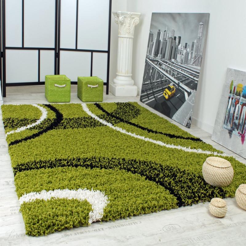 Flokati Teppich Grun von Grüner Teppich Wohnzimmer Photo