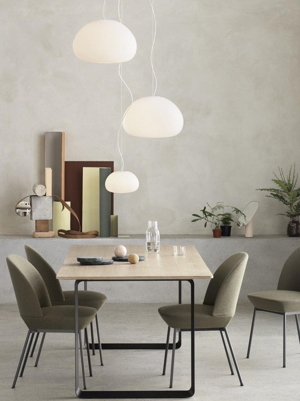 Fluid  Designort  Inneneinrichtung Nordisches Design von Wohnzimmer Lampe Skandinavisch Bild