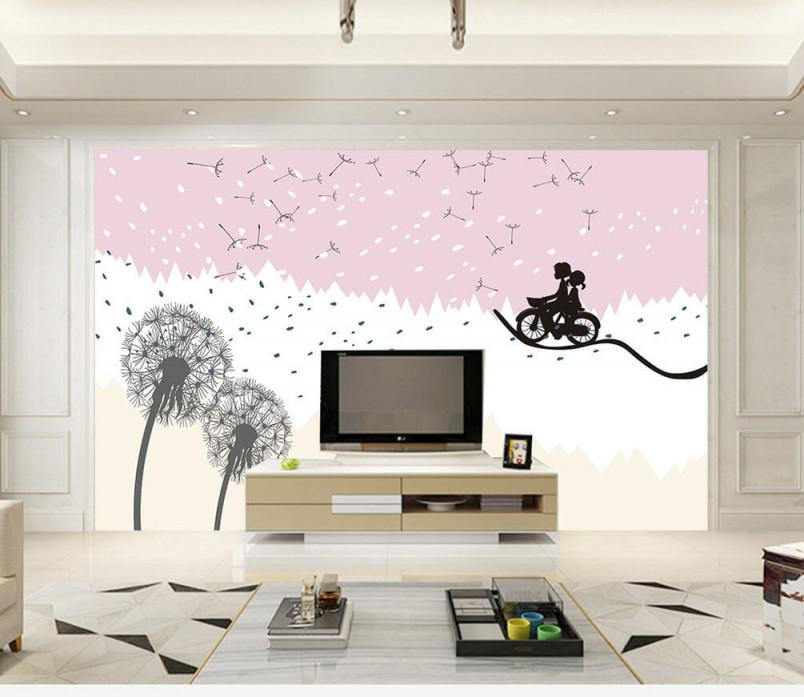 Fototapete Tapete Wohnzimmer Und Wand Nr Dec8318 Uwalls von Bilder Tapeten Wohnzimmer Photo