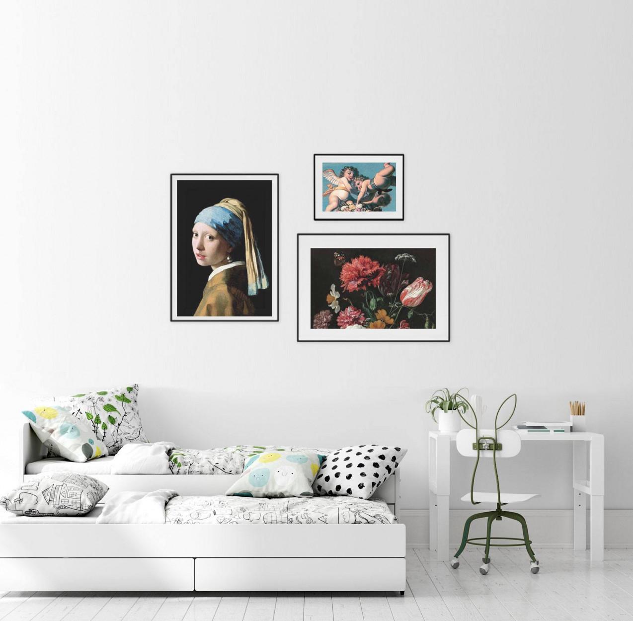 Fotowand Ideen  Fotowand Gestalten Inspiration  Ratgeber von Fotowand Ideen Wohnzimmer Bild