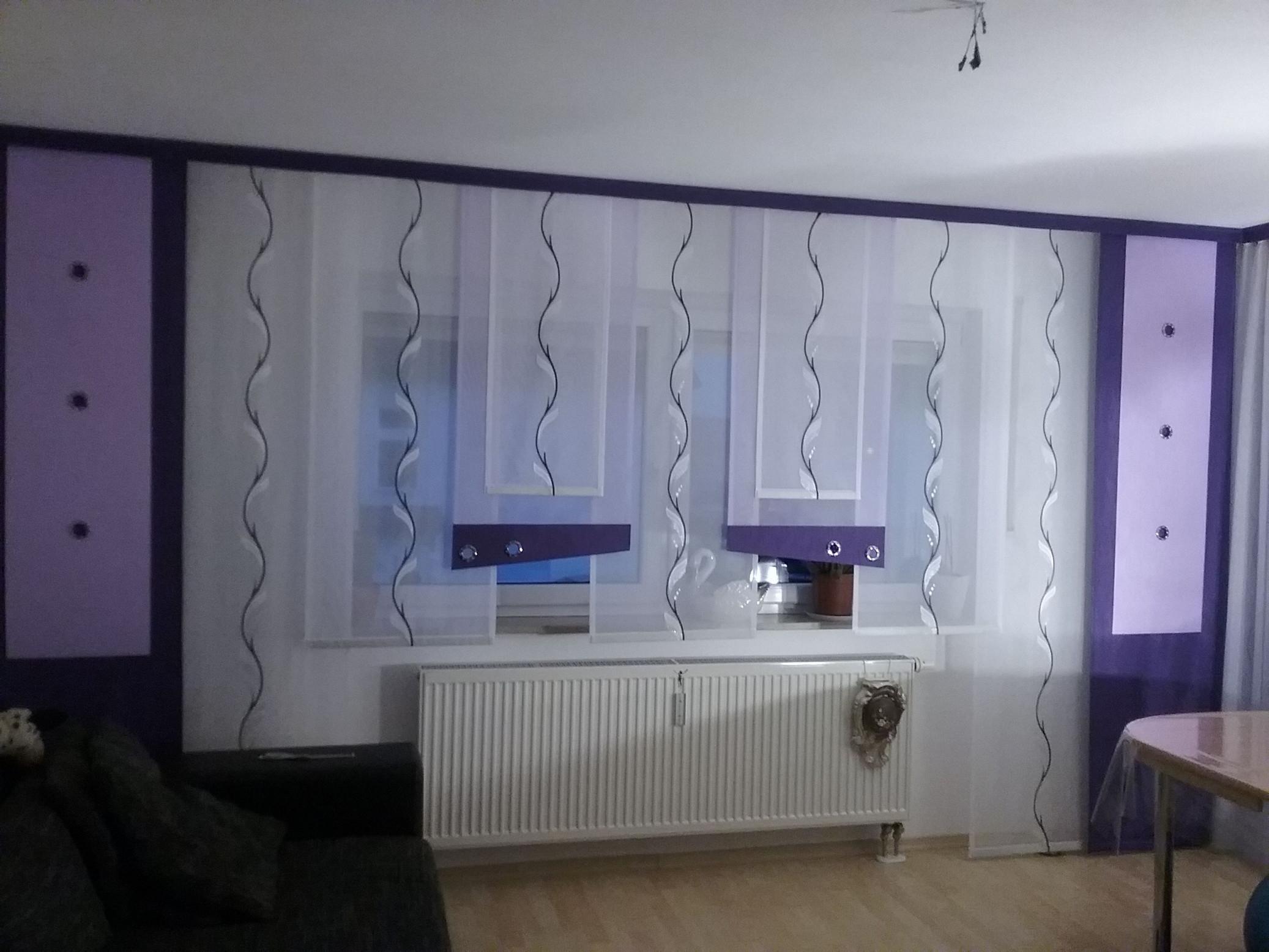 Freenom World  Country Style Living Room Curtains Living von Wohnzimmer Gardinen Modern Kurz Photo