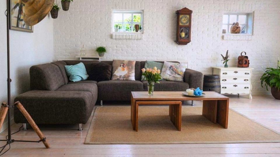 Fünf Tolle Dekoideen Für Ein Gemütliches Wohnzimmer ⋆ Citynews von Deko Hellblau Wohnzimmer Photo