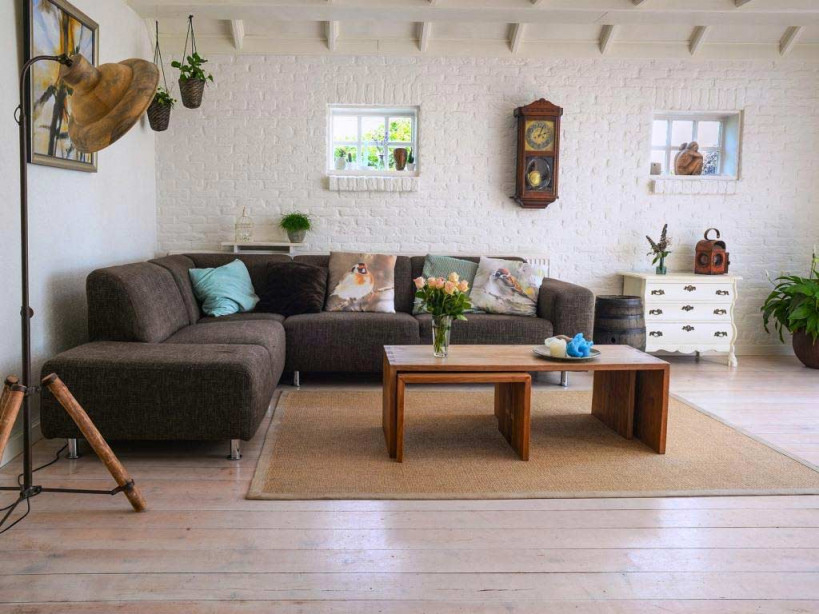 Fünf Tolle Dekoideen Für Ein Gemütliches Wohnzimmer ⋆ Citynews von Ideen Wohnzimmer Deko Bild