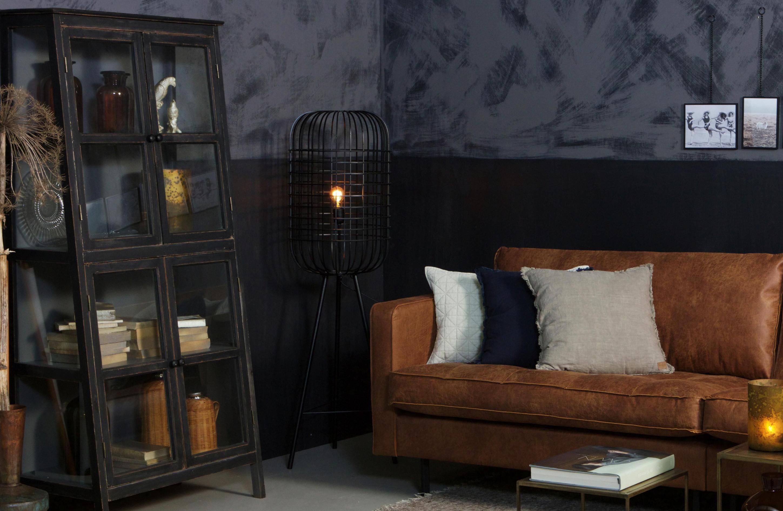 Für Den Industriestyle Braucht Es Nicht Viel Dunkle Möbel von Wohnzimmer Ideen Dunkle Möbel Bild