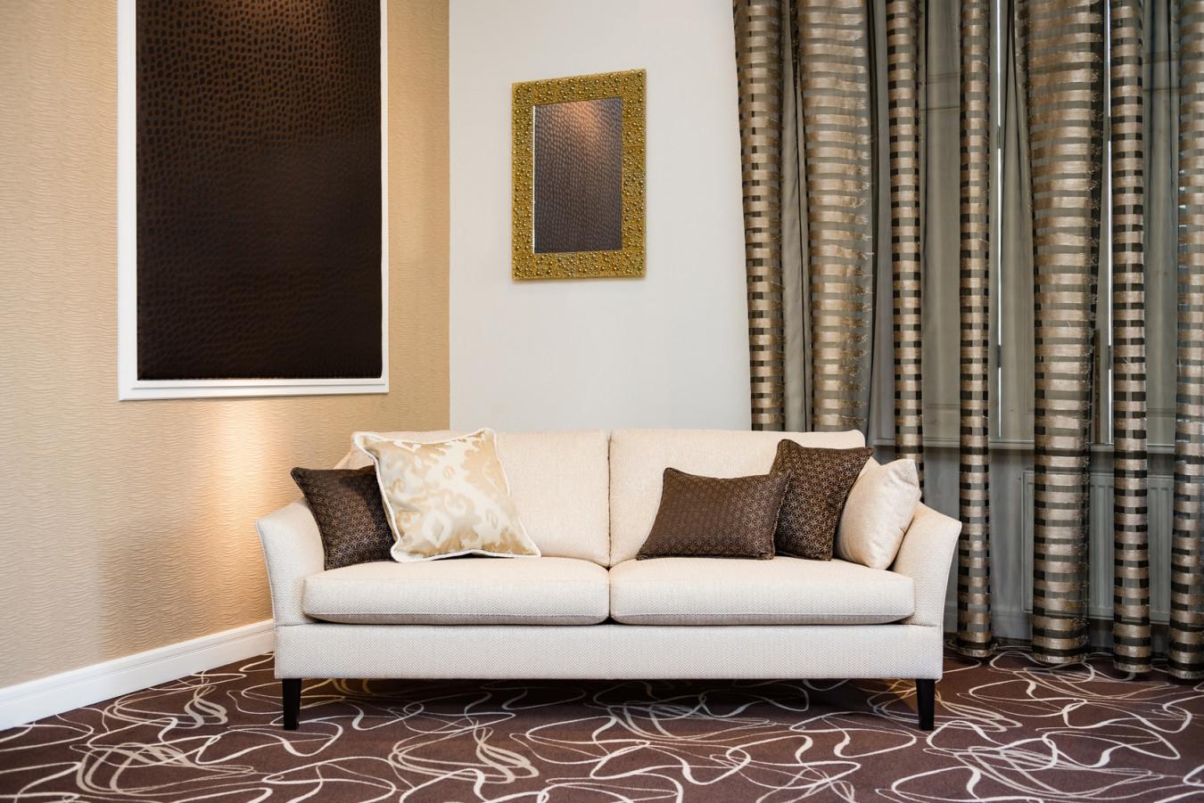 Gardinen 6 Ideen Für Das Wohnzimmer von Gardinen Trends Wohnzimmer Bild