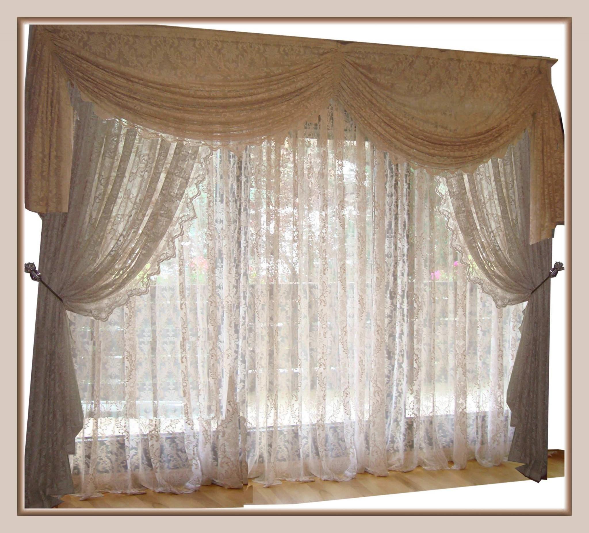 Gardinen Bogen von Bogen Gardinen Wohnzimmer Photo