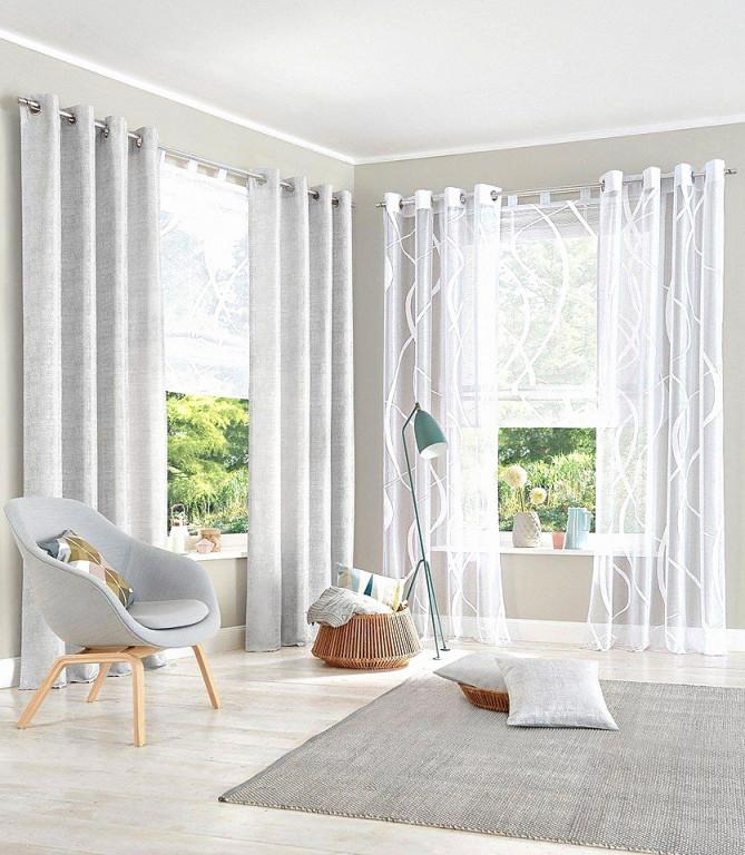 Gardinen Design Ideen Elegant Gardinen Modern Wohnzimmer von Gardinen Im Wohnzimmer Modern Bild