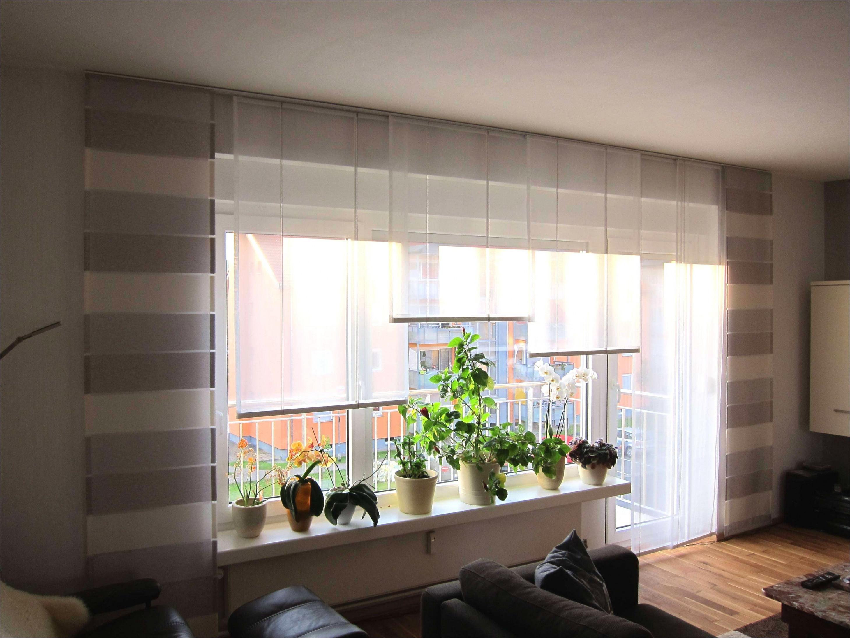 Gardinen Für Wohnzimmer Einzigartig Beste Von Balkontür von Gardinen Für Große Fenster Wohnzimmer Bild