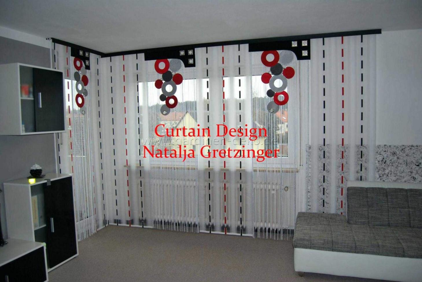 Gardinen Für Wohnzimmer Mit Balkontür Luxus Gardinen Im von Gardinen Für Erker Wohnzimmer Photo