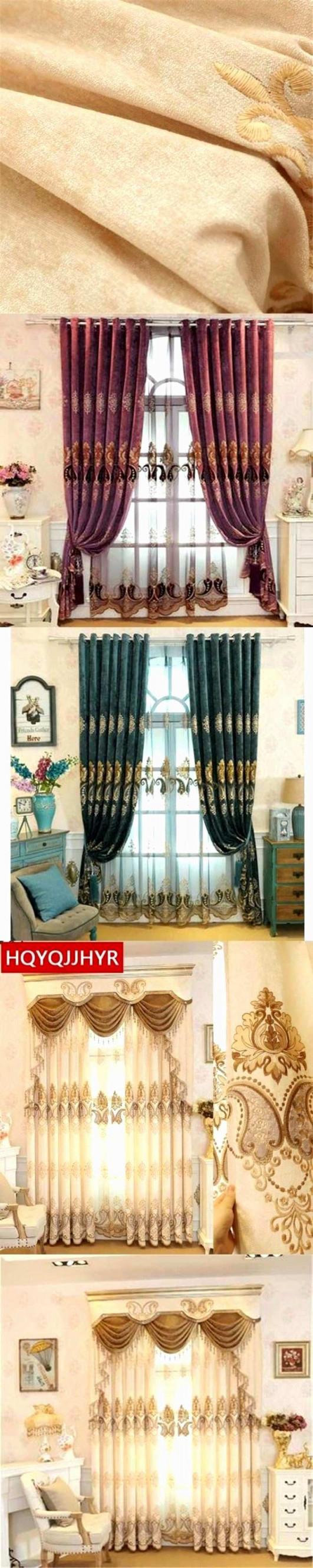 Gardinen Mit Schlaufen Luxus Querbehang Wohnzimmer  Tolles von Gardinen Querbehang Wohnzimmer Bild