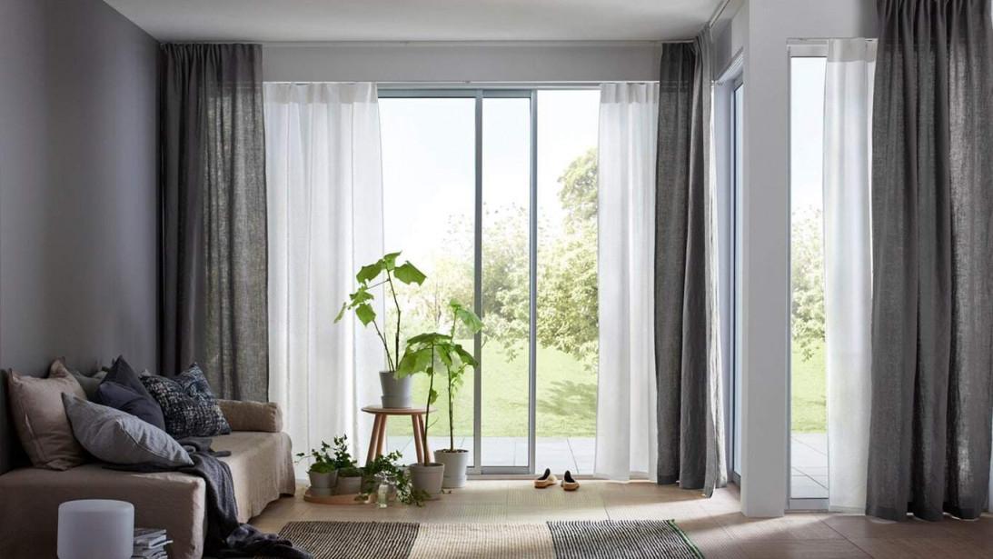 Gardinen Modelle Für Wohnzimmer Schön Gardinen von Moderne Wohnzimmer Gardinen Photo