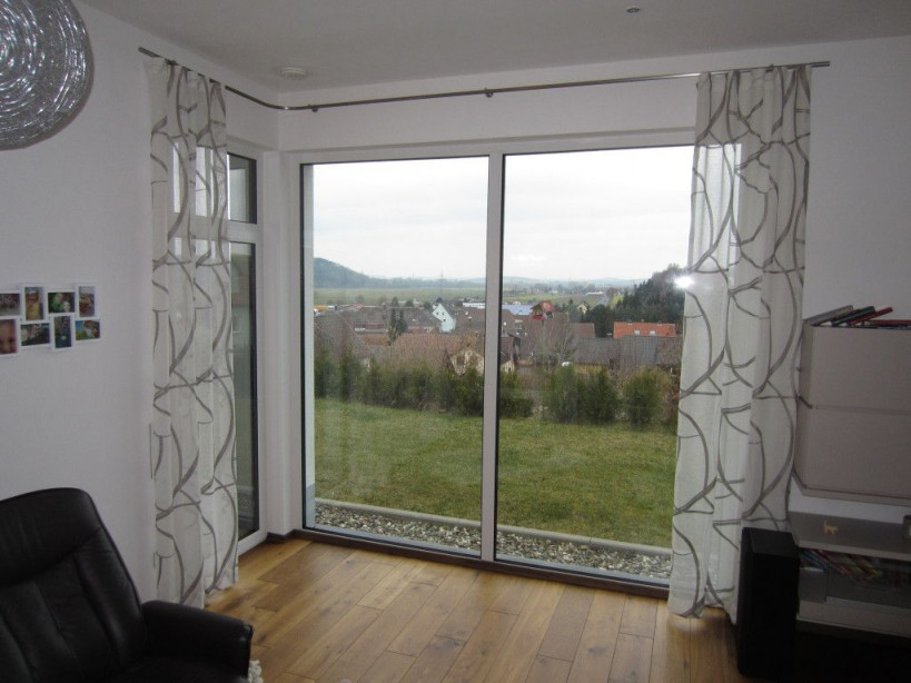 Gardinen  Vorhänge Für Die Kreise Lichtenfels Kulmbach von Schöner Wohnen Gardinen Wohnzimmer Bild