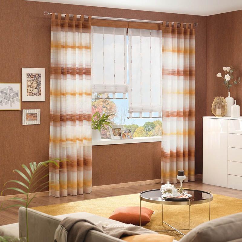 Gardinenvorhangkombi Für Ihr Wohnzimmer In 2020  Vorhänge von Suche Gardinen Wohnzimmer Bild