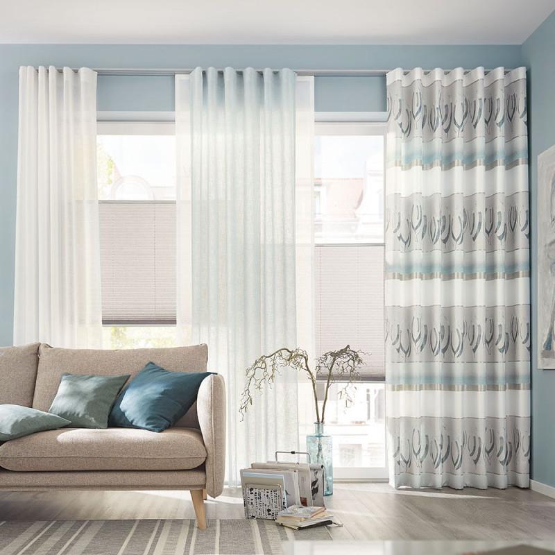Gardinenvorhangkombi Für Ihre Wohnräume In 2020 von Suche Gardinen Wohnzimmer Bild