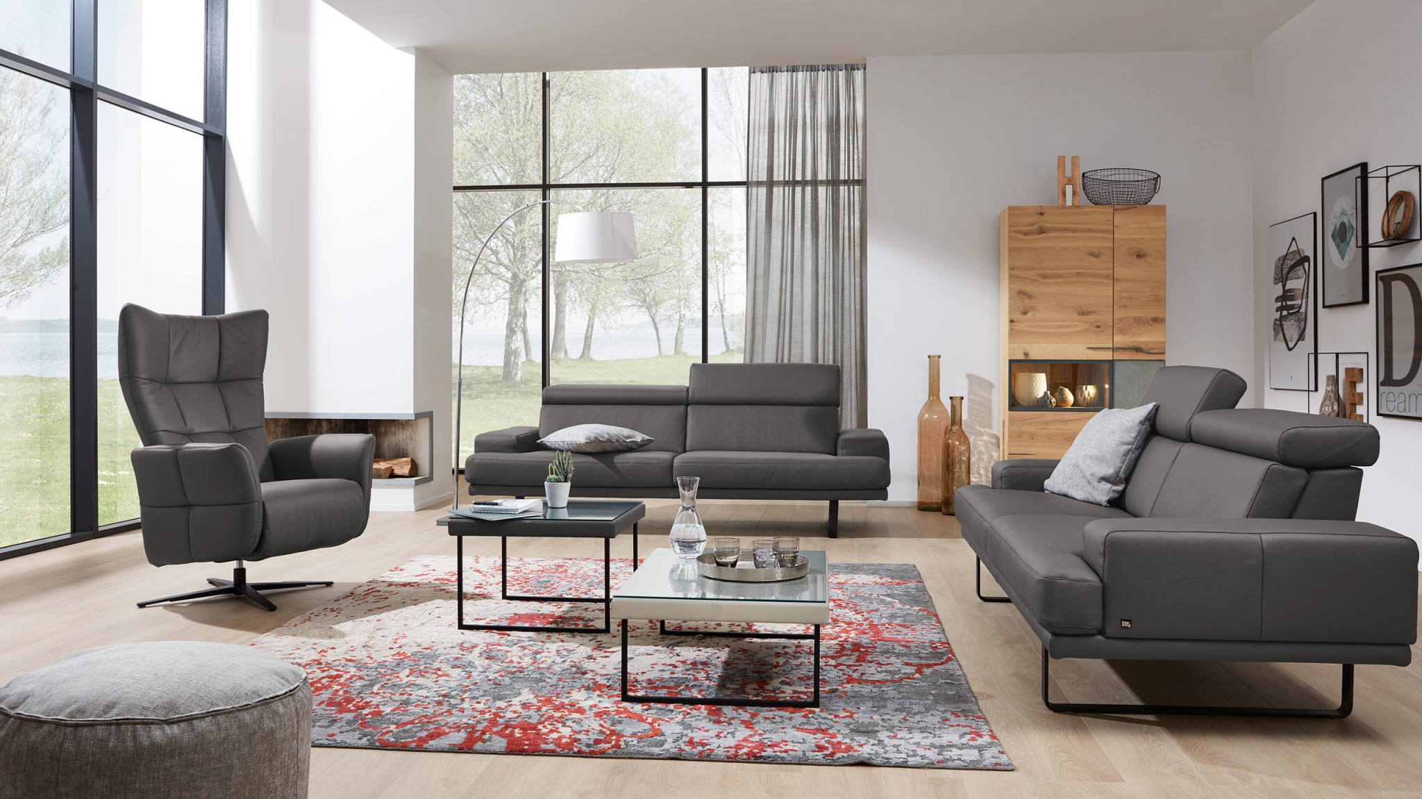 Gemütlich Wohnen Mit Teppichen  Interliving Blog von Kleiner Teppich Wohnzimmer Photo