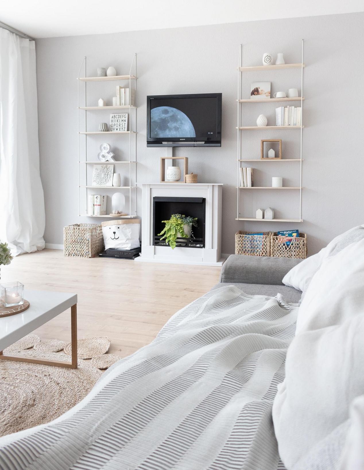 Gemütliches Wohnzimmer So Schaffst Du Eine Kuscheloase von Wohnzimmer Ideen Gemütlich Bild