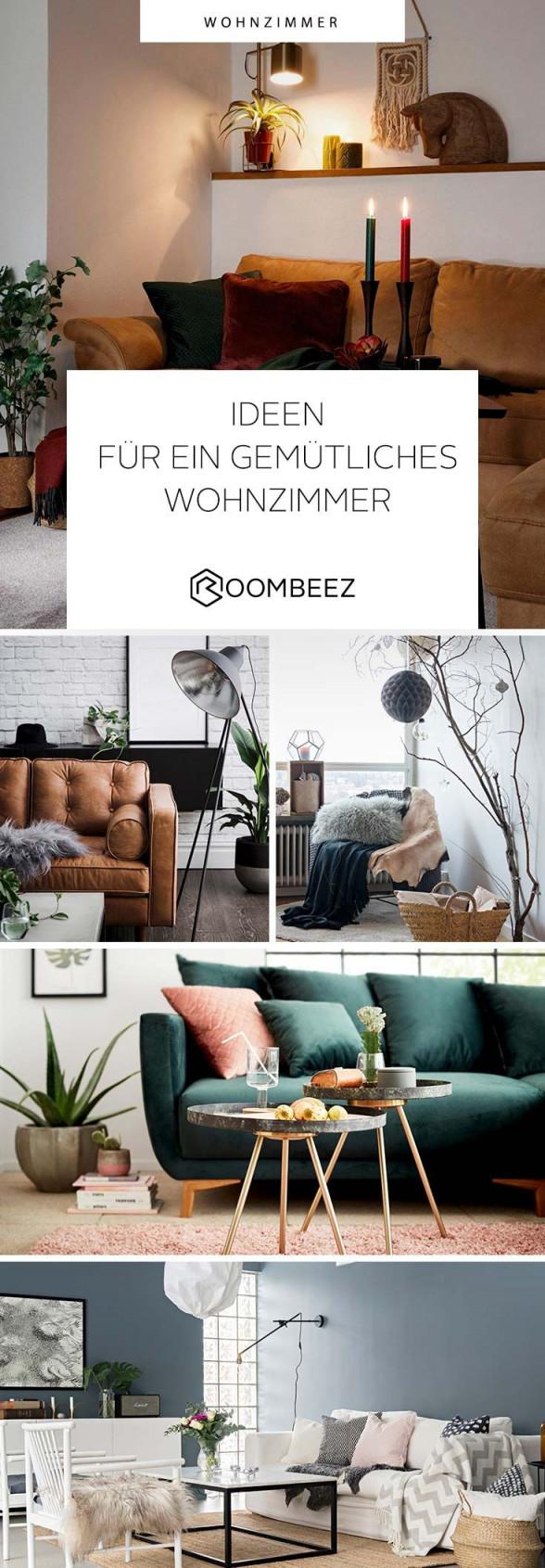 Gemütliches Wohnzimmer  So Wird Es Richtig Wohnlich  Otto von Wohnzimmer Wohnlich Gestalten Bild