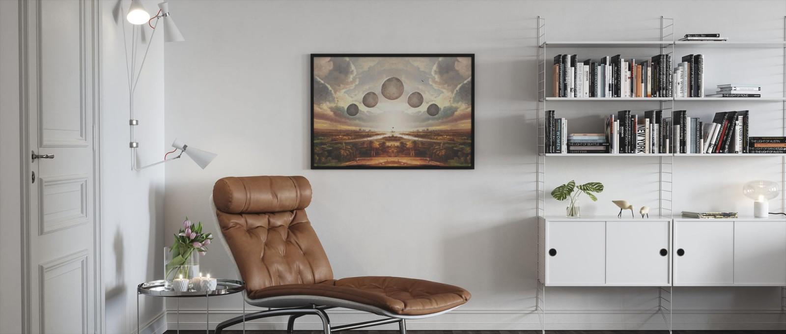 Gerahmte Bilder Für Wohnzimmer Und Andere Räume – Tipps Rund von Gerahmte Bilder Für Wohnzimmer Bild