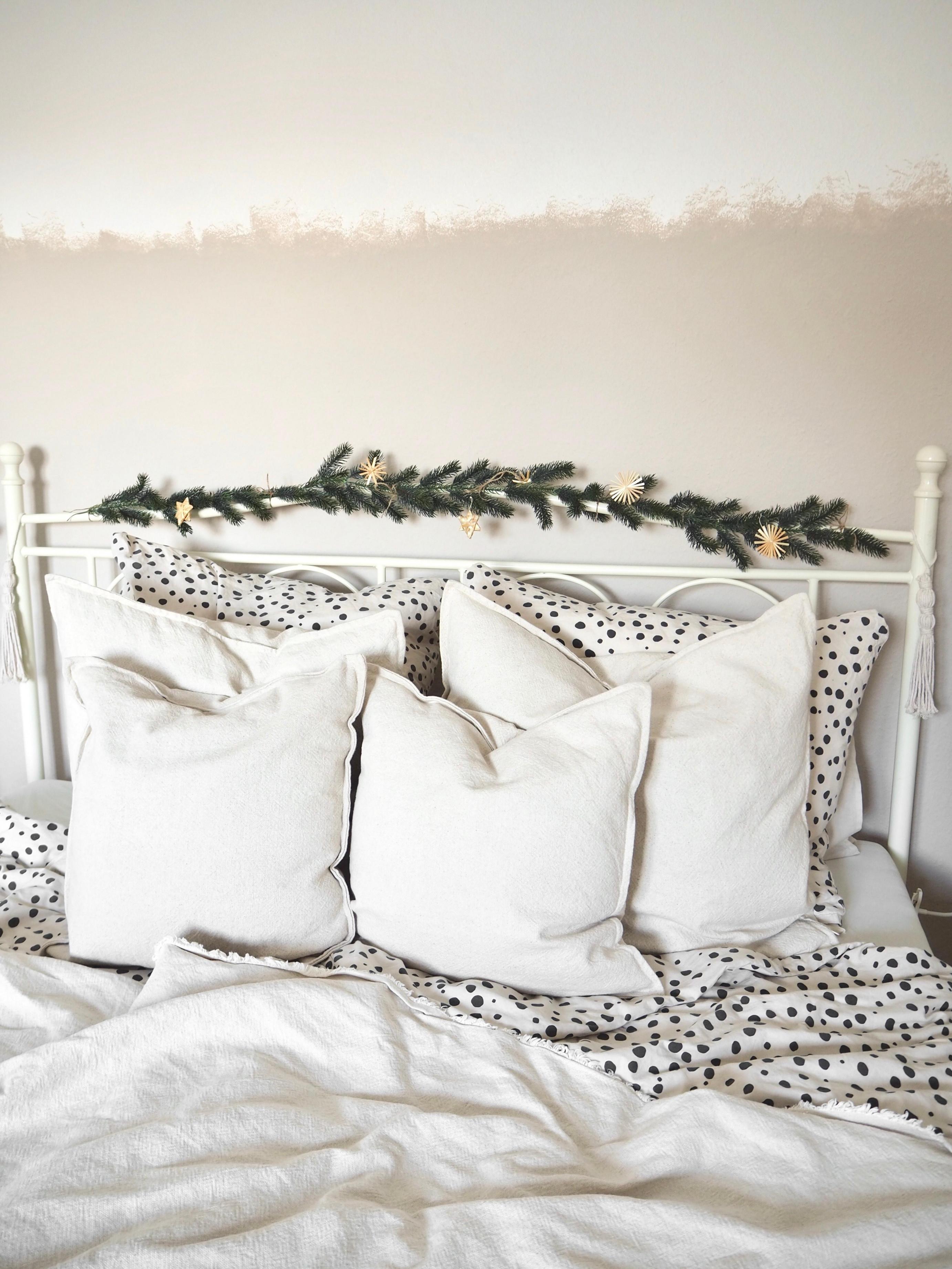 Girlande • Bilder  Ideen • Couch von Deko Girlande Wohnzimmer Photo