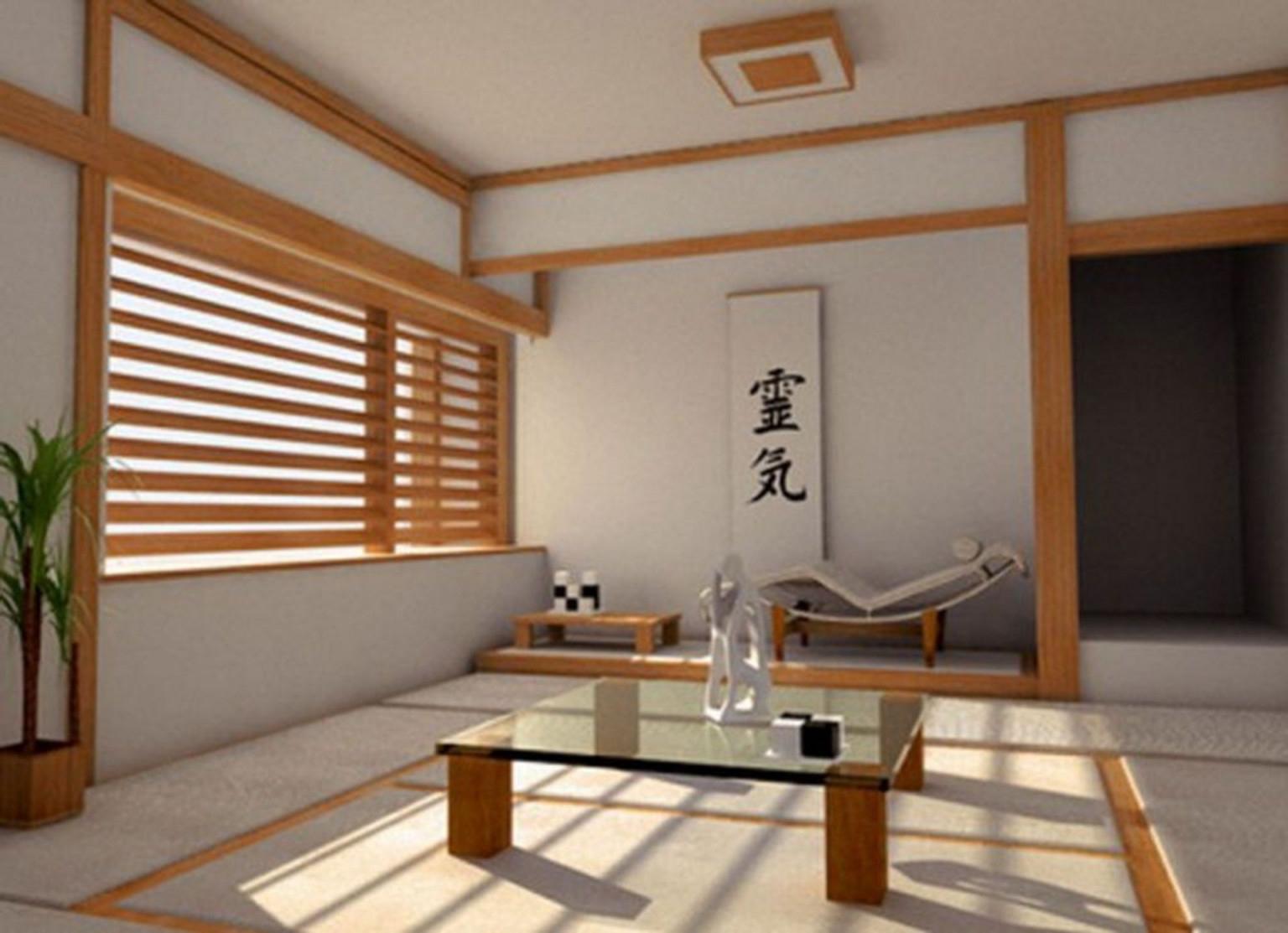 Glamorousjapanesehomestylerecipeswiththesims3 von Wohnzimmer Japanisch Einrichten Photo