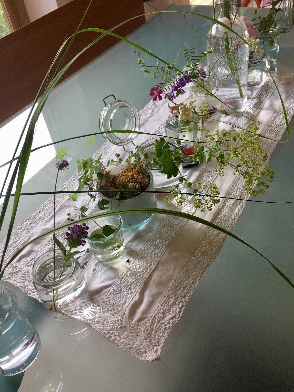 Glastisch • Bilder  Ideen • Couch von Deko Für Wohnzimmer Glastisch Bild