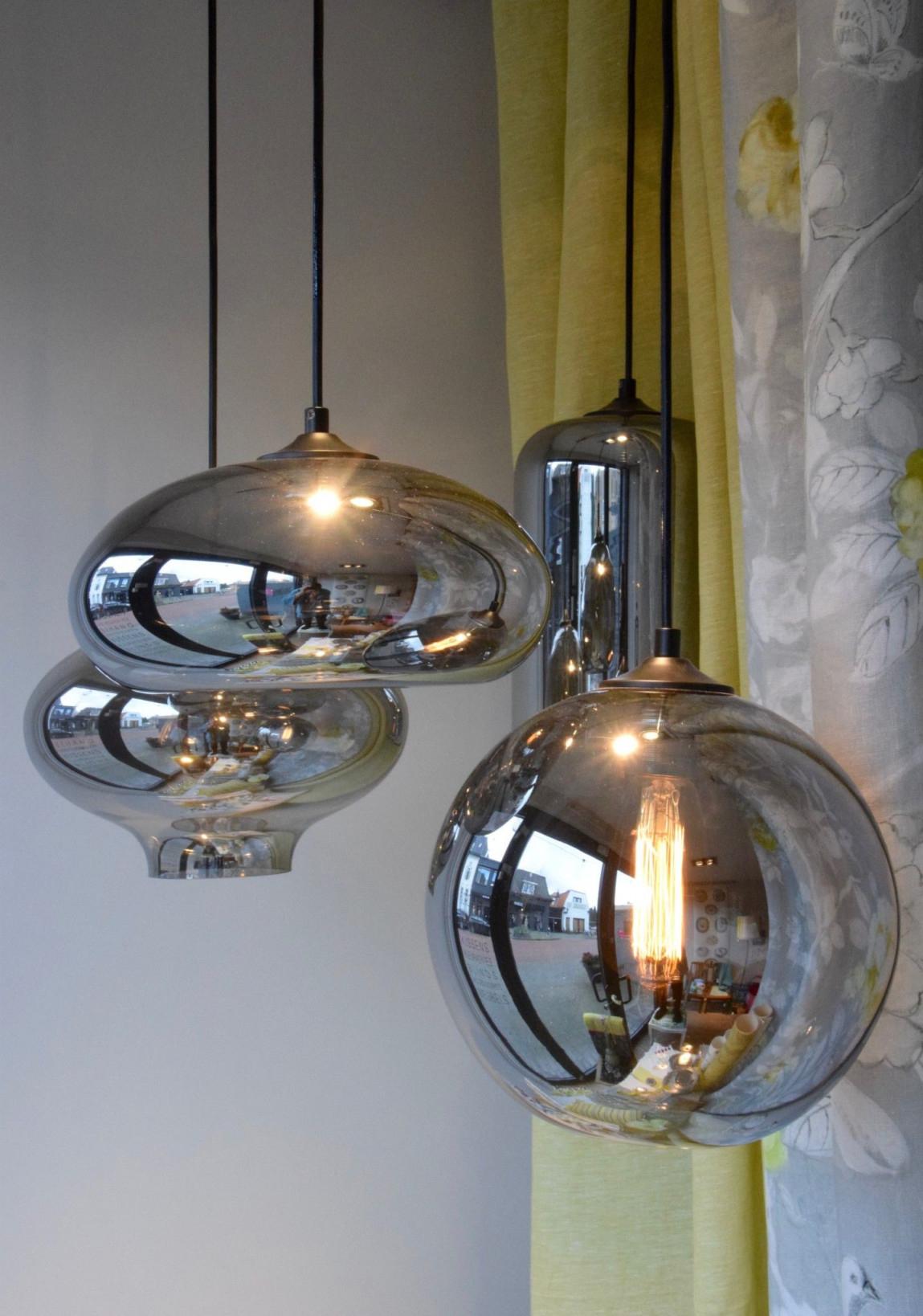 Glazen Lampen Bulblight  Glazen Lampen Lampen Eetkamer von Wohnzimmer Lampe Glas Photo