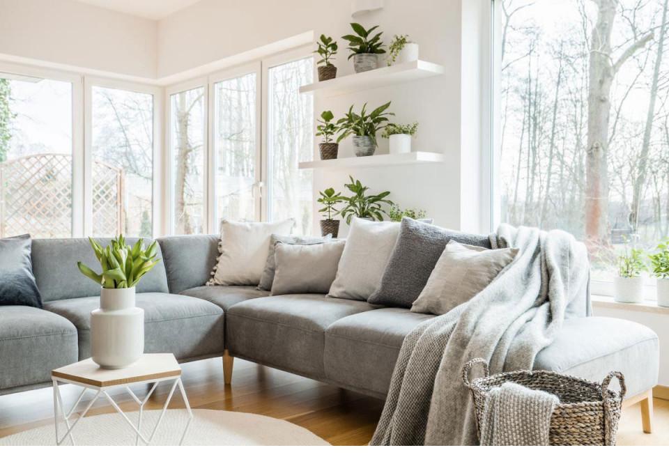 Graues Sofa Der Allrounder Für Dein Zuhause – Wohnklamotte von Wohnzimmer Ideen Graues Sofa Photo