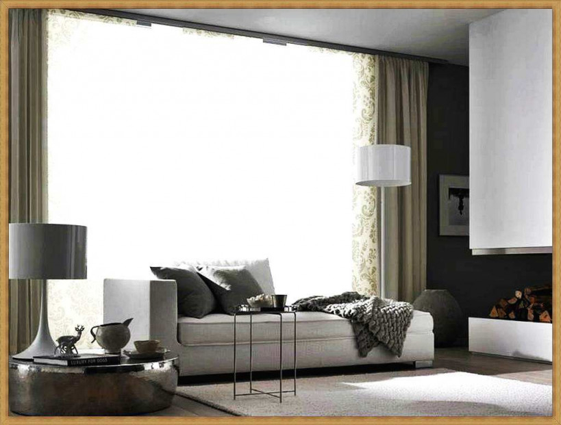 Große Wohnzimmer Lampe Luxus Gardinen Wohnzimmer Großes von Lampe Für Großes Wohnzimmer Photo