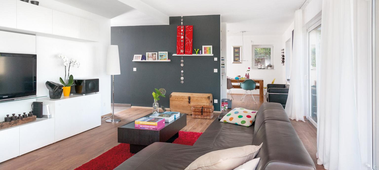Gute Raumgrößen Wie Viel Platz Braucht Man Zum Leben von 30 Qm Wohnzimmer Einrichten Photo