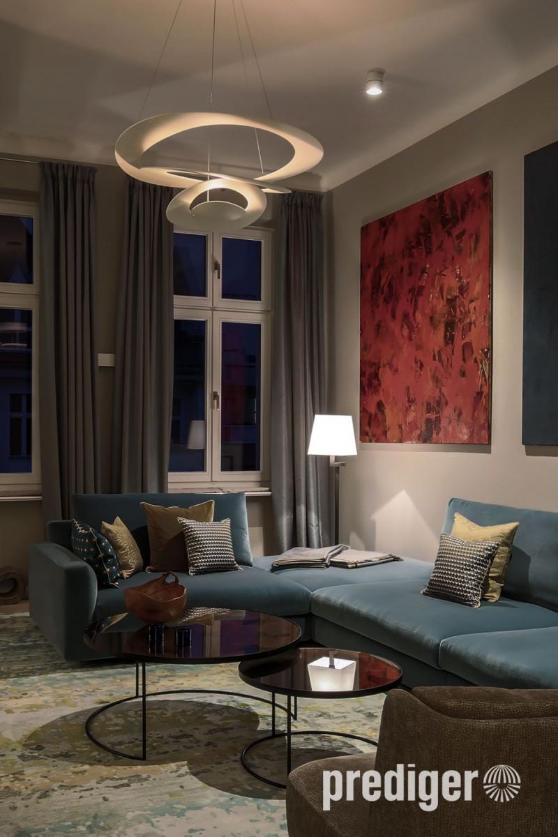 Gutes Licht Fürs Wohnzimmer  Wohnen Wohnzimmer Wohnung von Gemütliche Wohnzimmer Lampe Bild