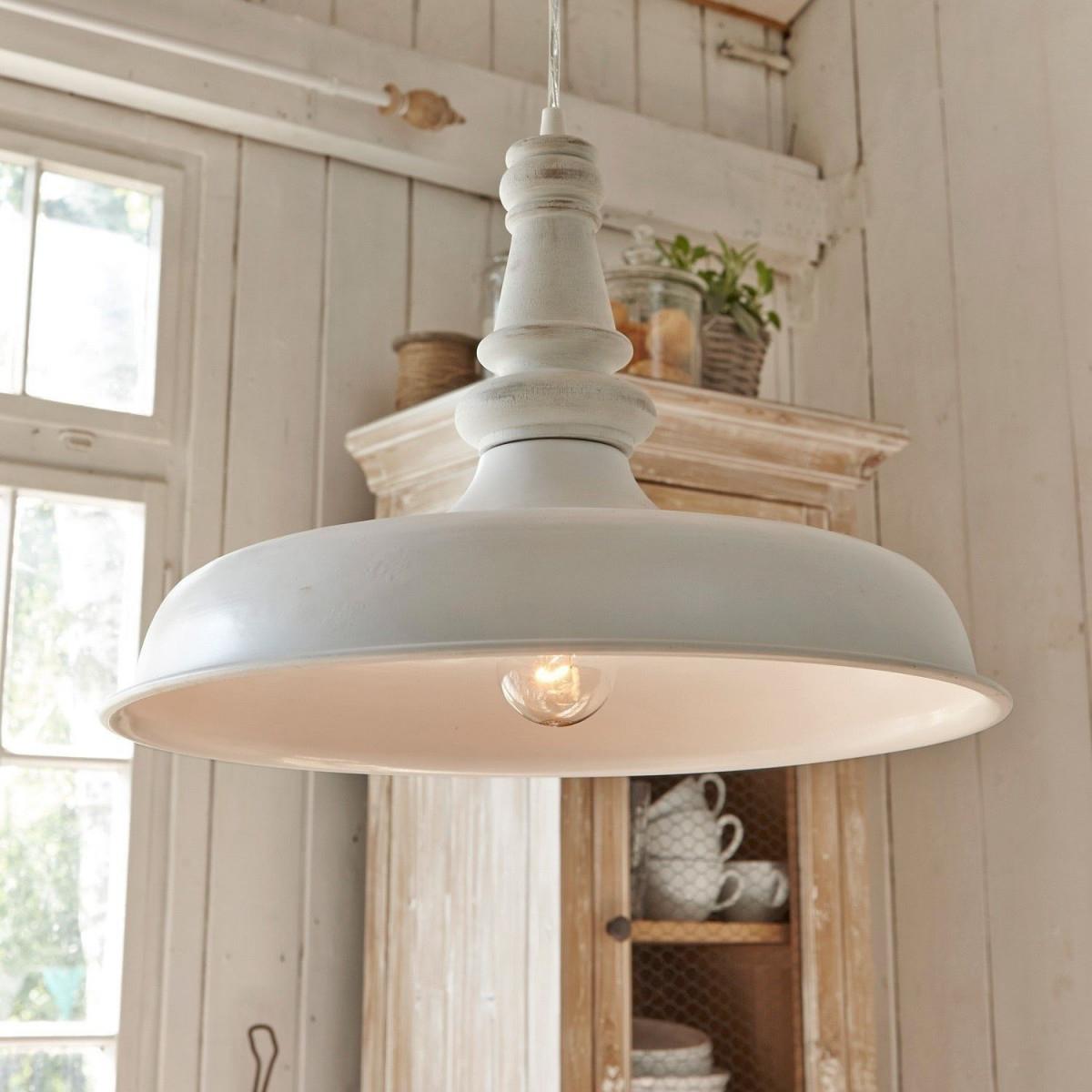 Hängelampe Camryn  Loberon  Lampen Landhausstil Lampe von Lampe Wohnzimmer Landhaus Photo