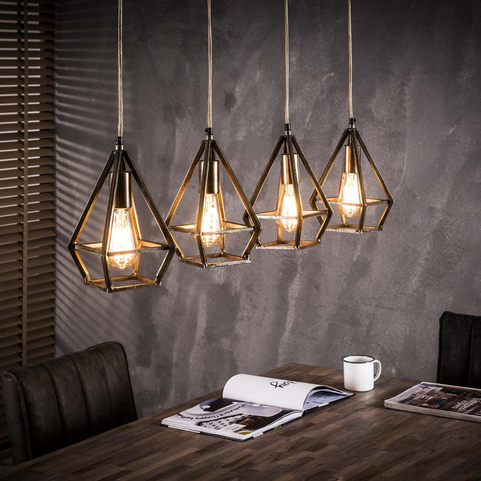 Hängelampe Drop  Beleuchtung Wohnzimmer Schlafzimmer Lampe von Wohnzimmer Lampe Industrial Bild