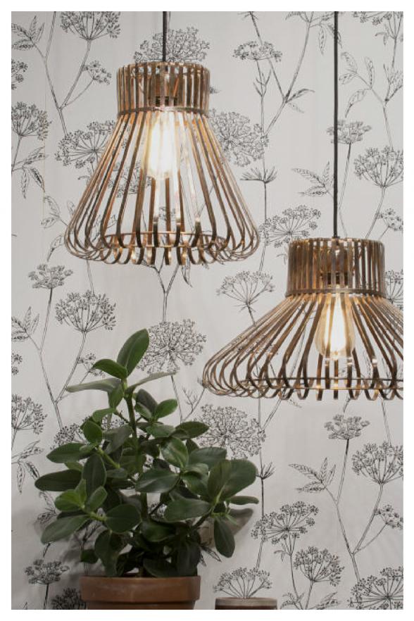 Hängeleuchte Meknes Jetzt Online Entdecken  Satamo  Lampe von Wohnzimmer Lampe Industriedesign Bild