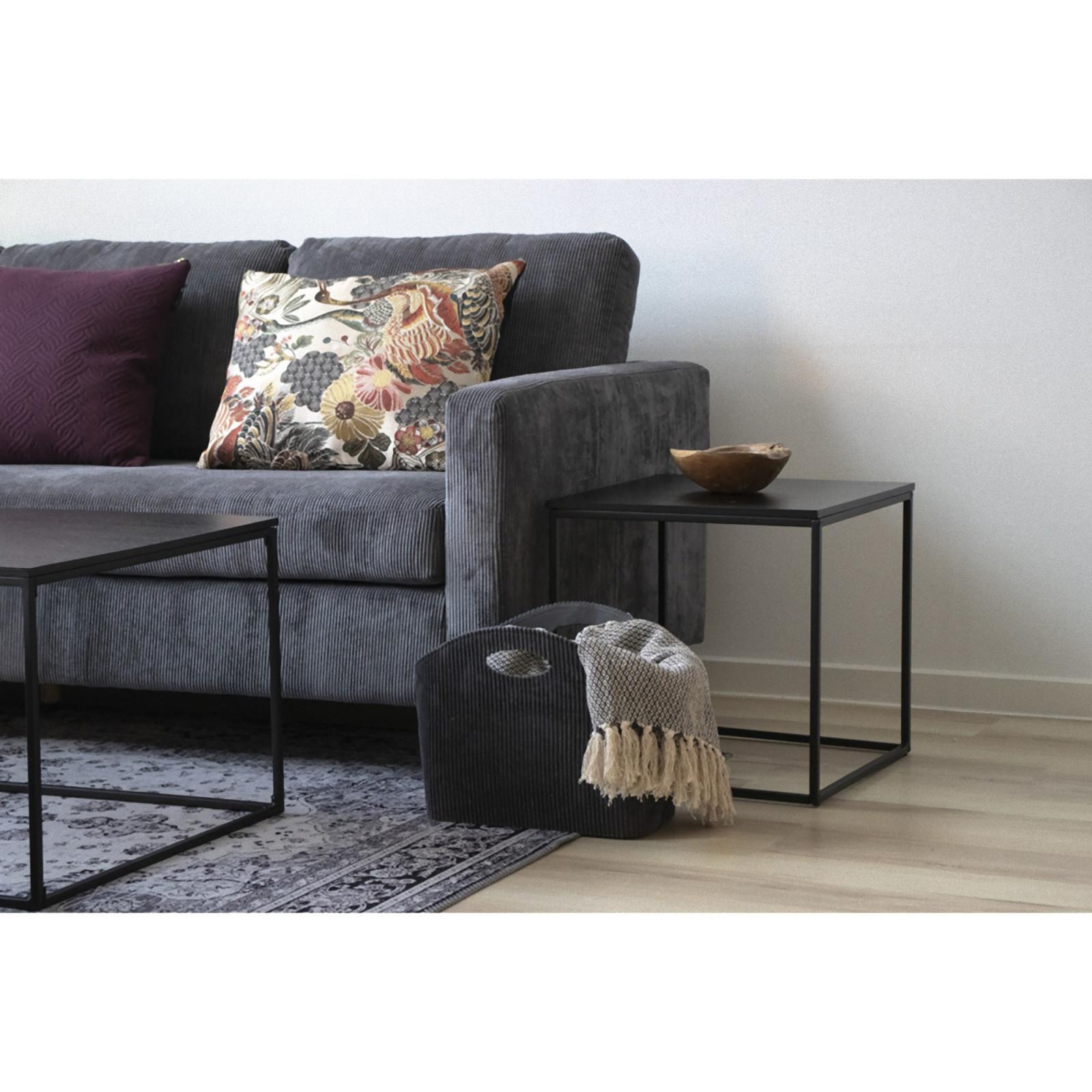 Hawai Teppich 160X230 Cm Schwarz Weiss Design Läufer Wohnzimmer Esszimmer  Modern von Wohnzimmer Teppich 160X230 Bild