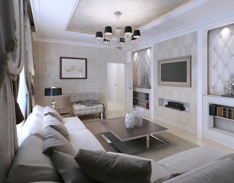 Hohe Decken Ausnutzen Und Einrichten  Zuhause Bei Sam® von Wohnzimmer Decken Gestalten Bild