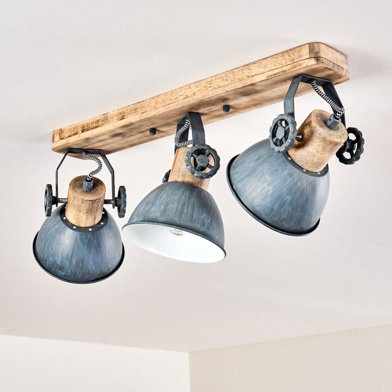 Holzlampen Die Schönsten Lampen Aus Holz  Lampe Magazin von Lampe Wohnzimmer Holz Bild