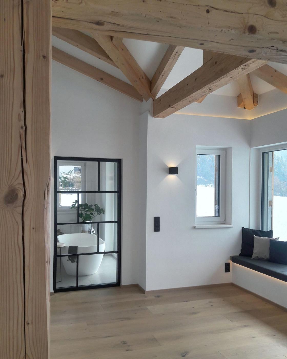 Ideen Für Deine Wohnung Im Dachgeschoss Mit Dachschrägen von Dachgeschoss Wohnzimmer Ideen Photo