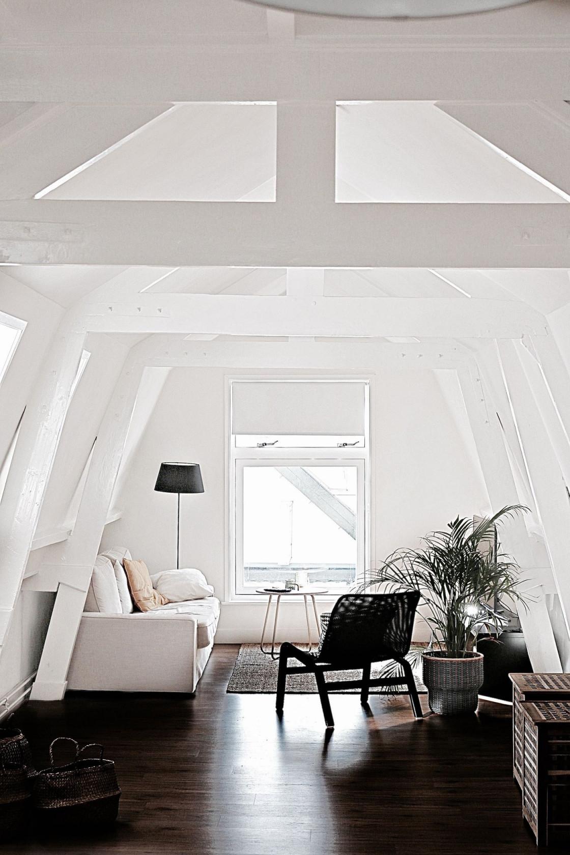 Ideen Für Deine Wohnung Im Dachgeschoss Mit Dachschrägen von Wohnzimmer Dachgeschoss Gestalten Bild