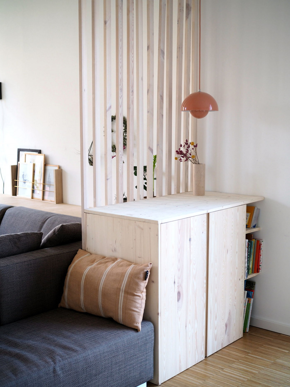 Ideen Für Raumteiler Und Raumtrenner von Raumtrenner Ideen Wohnzimmer Photo