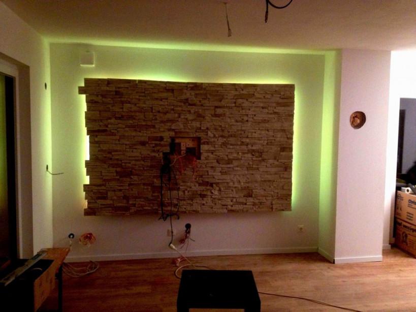 Ideen Fur Wohnzimmer Streichen – Caseconrad von Wohnzimmer Ideen Wände Photo