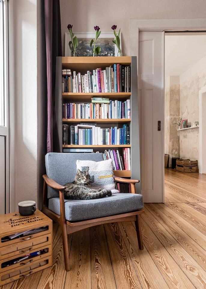 Ideen Und Inspirationen Für Dein Bücherregal von Bücherregal Wohnzimmer Ideen Photo