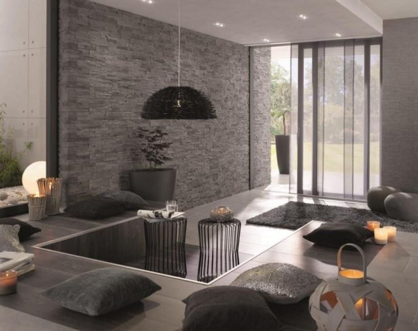 Ideen Zur Wangestaltung Mit Farbe Tapete Und Vielem Mehr von Tapeten Farben Wohnzimmer Photo