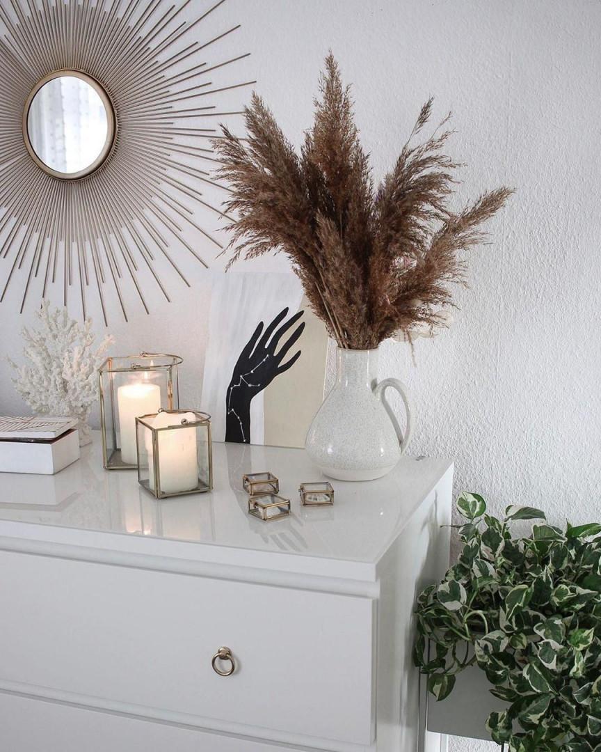 Ikeahacks So Machst Du Deine Möbel Zu Einzelstücken In von Deko Kommode Wohnzimmer Bild